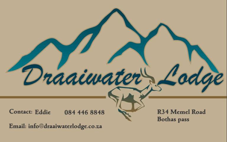 draaiwater lodge logo